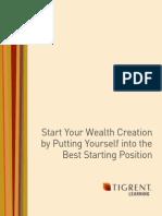 Building Wealth eBook
