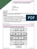(课件)CMOS Analog Integrated Circuit Design Course__Allen