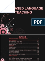taskbasedlanguageteaching