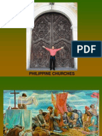 Philippine Churches, an overview