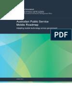APS Mobile Roadmap