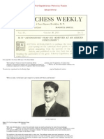 Edward Winter - The Capablanca-Pokorny Fiasco