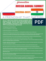 Fiinovation report on 15th India –Russia annual summit 2014
