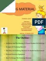 Oxidizing Ppt