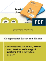 Promoting Safety and Health in the Workplace (1)