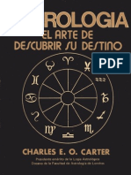 Charle E O Carter - El Arte de Descubrir Su Destino