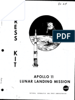 Apollo 11 Press Kit - NASA (1969)