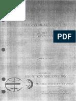 Apollo 11 Flight Mission Rules - NASA (1969)