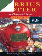 [J. K. Rowling, Peter Needham] Harrius Potter Et P(BookFi.org)