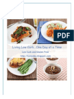 Living Low Carb One Day at a Time eBook