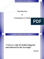 Indian Constitution Final