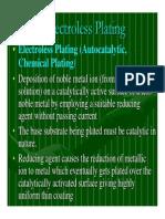 Electrolessplating