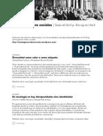 Sexualidad, discapacidad y diversidad (funcional)