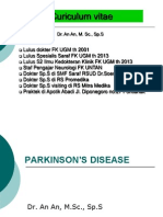 08. Parkinson 2014 Dr. an an, M.sc., Sp.S