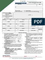 Registration Form - Events 2014v9