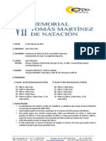 Bases VII Memorial Tomás Martínez _13-feb-10_