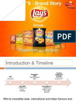 Lays Branding Strategy