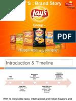 Lays Branding Strategy