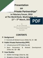 World Bank Presentation