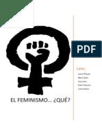 Trabajo Feminismo
