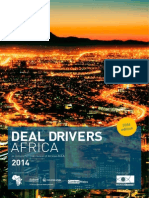 Deal Drivers Africa 2014