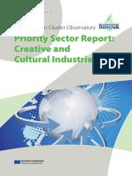 Industrii creative si culturale