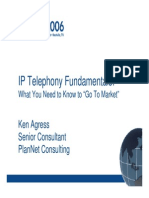Ip Telephony Fundamentals
