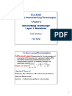 Networking Technology  Standards
