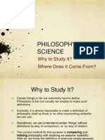 Philosophy Ch 1