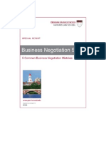 Business Negotiation Skills v2