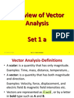 1 a ZH EM I Vector Analysis