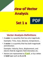 1 a ZH EM I Vector Analysis