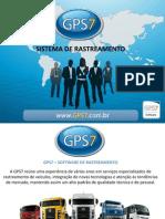APRESENTAÇÃO GPS7