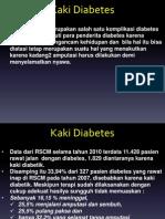 Kaki Diabetes PPT 2014