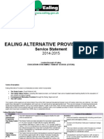 eap service statement sept 2014