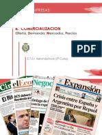08.- Comercialización (Oferta, Demanda, Mercados, Precios)