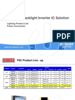 LCD Backlight Inverter IC