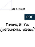 Thinking of You (Instrumental Version)