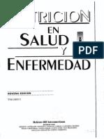 Nutricion en Salud y Enfermedad Vol I