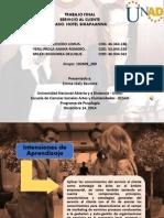 Diapositivas TrabajoFinal Servicioalcliente 102609 289