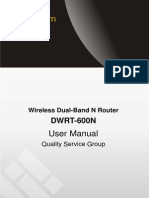 Um DWRT-600N English Offical