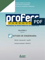 Rlatorio 2 - Vol. i - Maracaju - Lapa