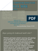 PPT Well Site