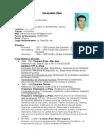 Currículum Vitae (3)
