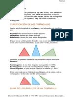 Geometriia 1- Los Triangulos