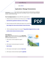 5 4 gizmo energy conversions