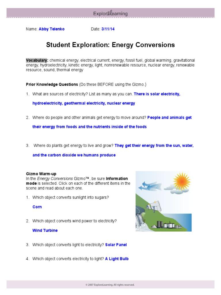 energy transformations - Students | Britannica Kids | Homework Help