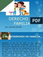 PATRIMONIO y Parentesco Diapositivas Familia