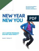 Winter Program Guide 2015