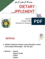 k.32 Dietary Supplement